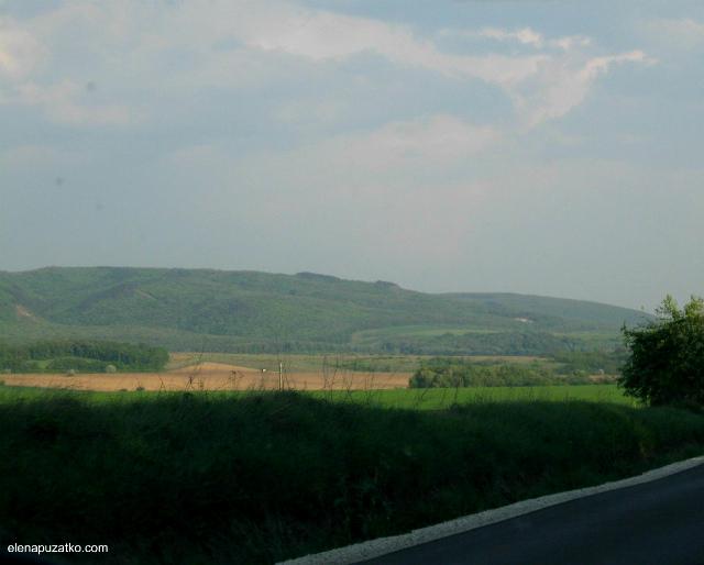 Венгрия-дороги