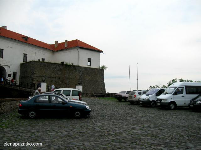 мукачівський замок паланок мукачево україна фото 3