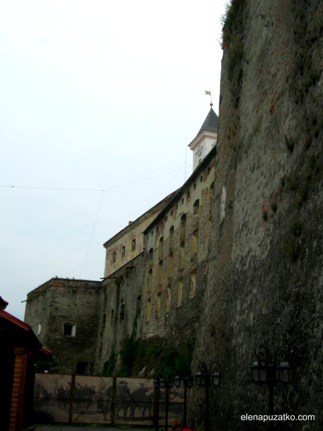 мукачівський замок паланок мукачево україна фото 12