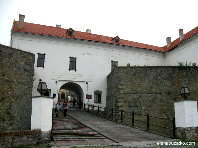 мукачівський замок паланок мукачево україна фото 8