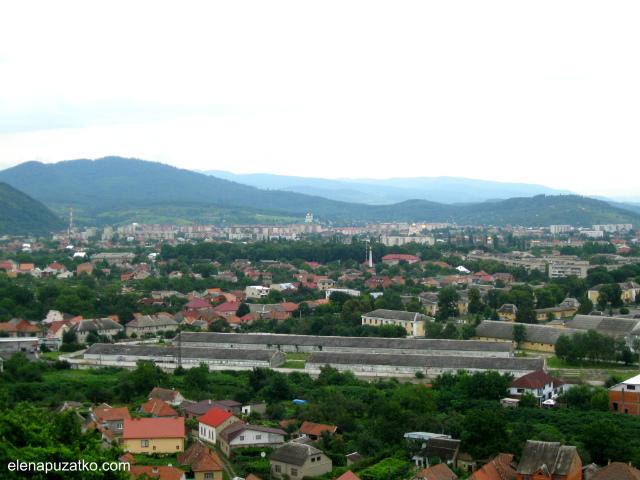 мукачівський замок паланок мукачево україна фото 2