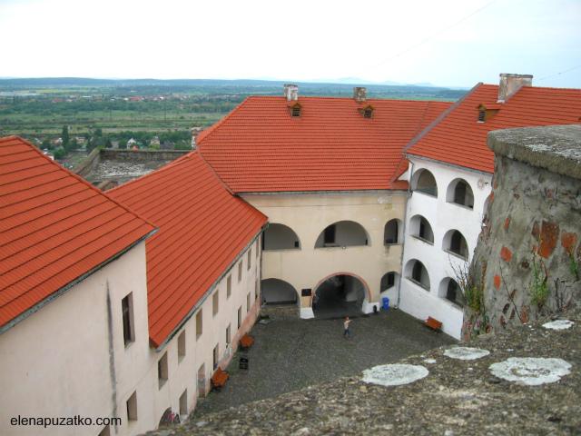 мукачівський замок паланок мукачево україна фото 18