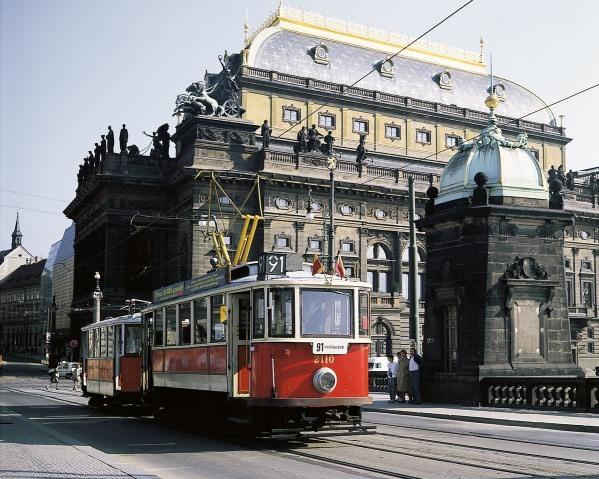 ромадський транспорт праги фото 3