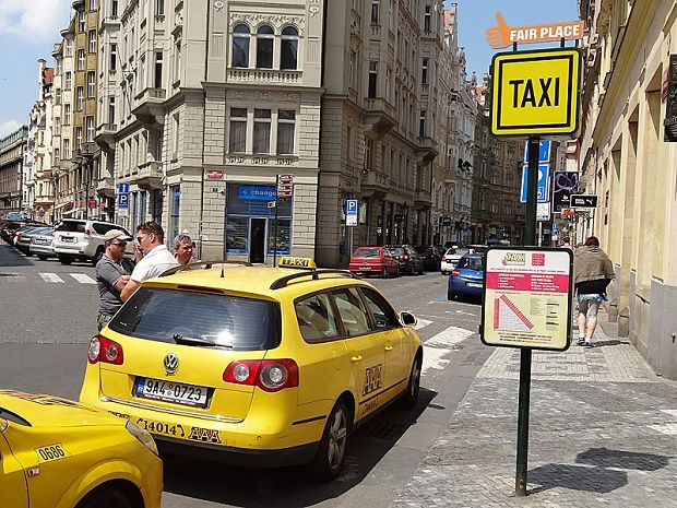 praga-taxi