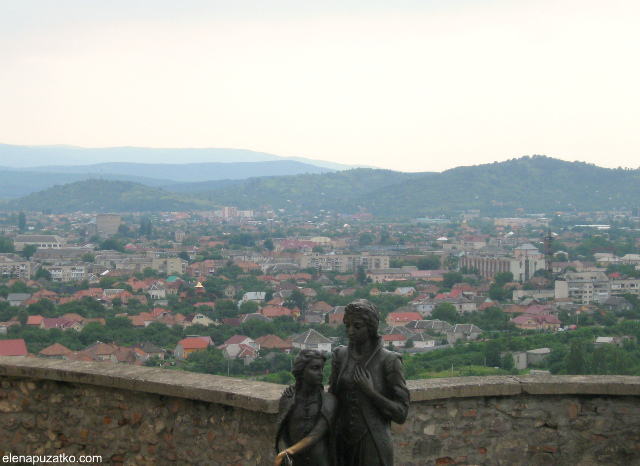 мукачівський замок паланок мукачево україна фото 27