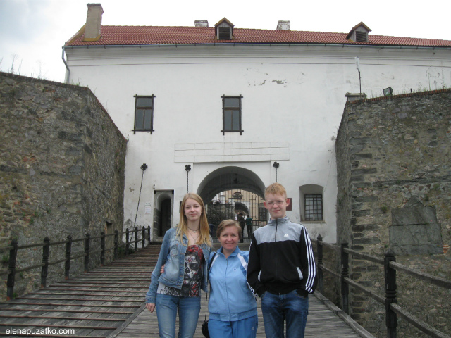 мукачівський замок паланок мукачево україна фото 9