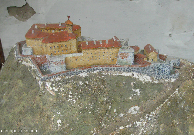 мукачівський замок паланок мукачево україна фото 5