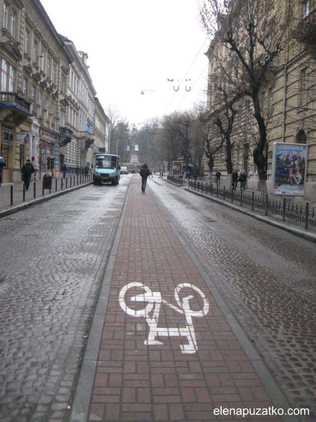 велосипедные-дорожки-Львова
