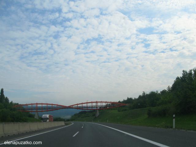 дороги-Чехии3