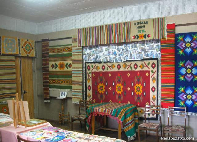 виставка богуславськы килими валентина ткач фото 1