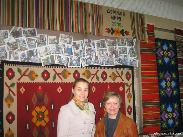 виставка богуславськы килими валентина ткач фото 8
