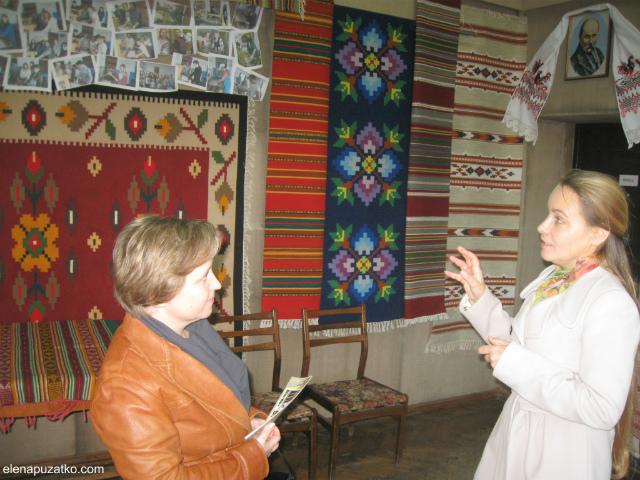 виставка богуславськы килими валентина ткач фото 2