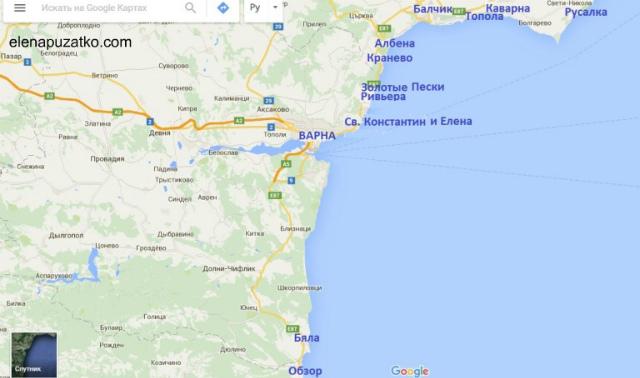 морські курорти болгарії відпочинок на морі болгарії фото 5