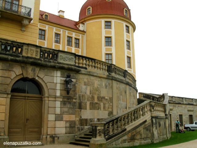 замок моріцбург фото 8