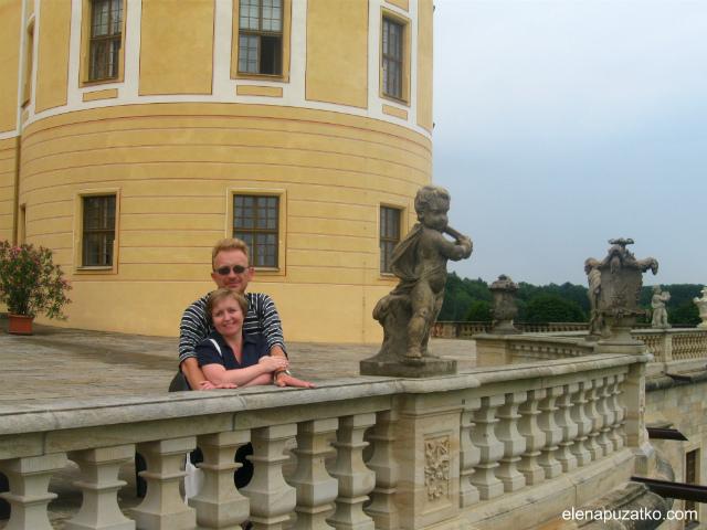 замок моріцбург фото 6