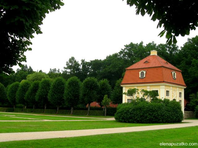 замок моріцбург фото 13