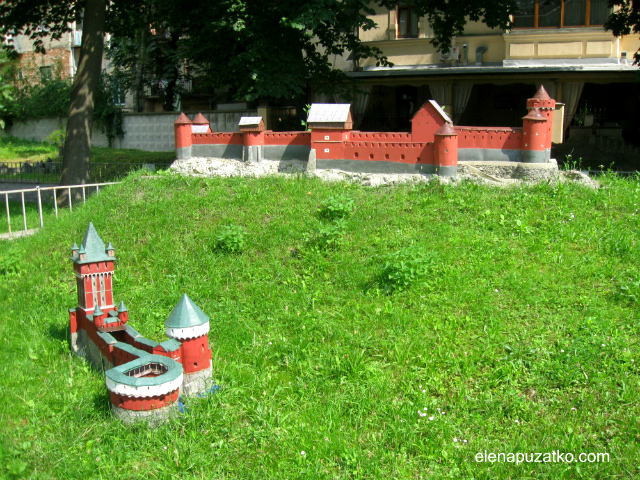 парк мініатюр львів україна фото 6