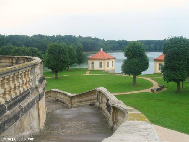 замок моріцбург фото 11