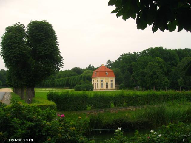 замок моріцбург фото 14