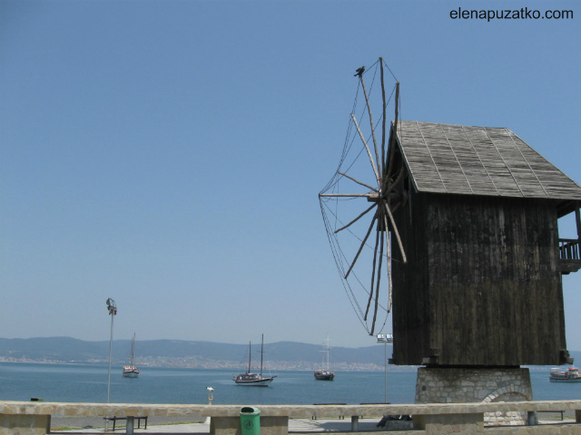 несебр болгарія старий несебр памятки фото 2