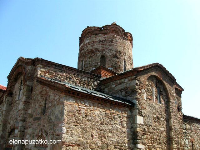 несебр болгарія старий несебр памятки фото 14