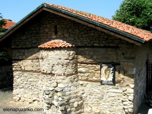 несебр болгарія старий несебр памятки фото 15