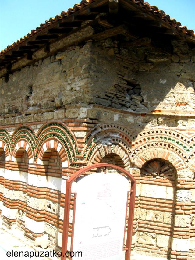 несебр болгарія старий несебр памятки фото 18