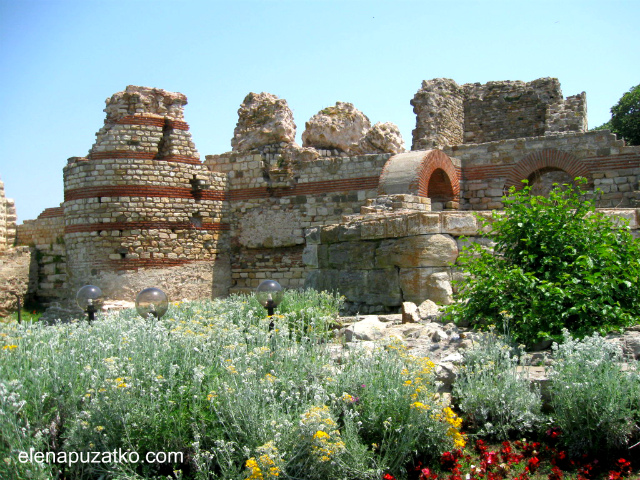 несебр болгарія старий несебр памятки фото 3