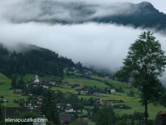 каринтія  хайлігенблут австрія фото 3