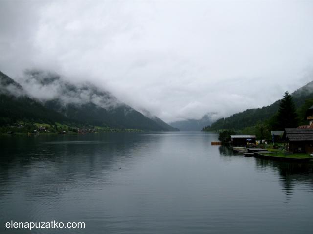 озеро вайсензее австрія фото 1