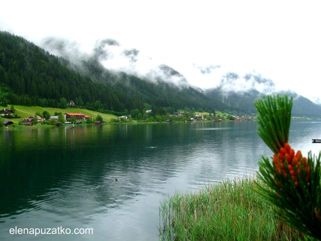 озеро вайсензее австрія фото 2