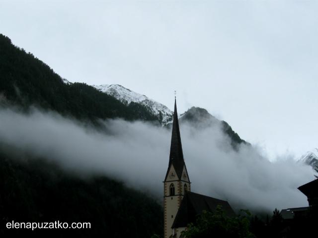каринтія  хайлігенблут австрія фото 7