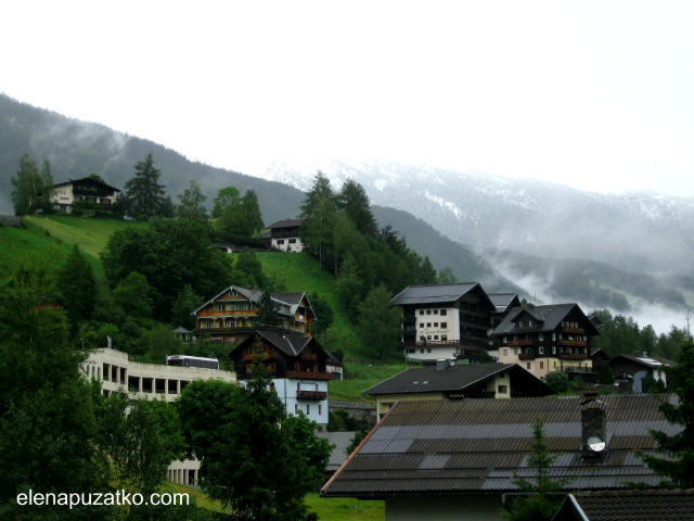 каринтія  хайлігенблут австрія фото 9