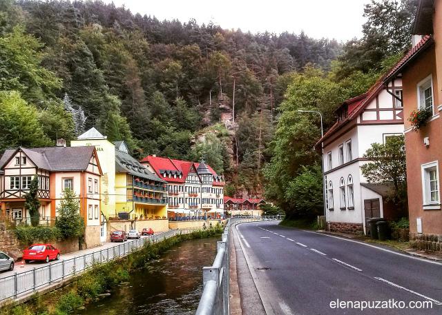 чеська швейцарія маршрути фото 2