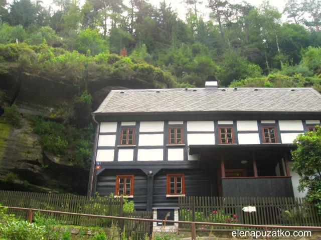 чеська швейцарія маршрути фото 3