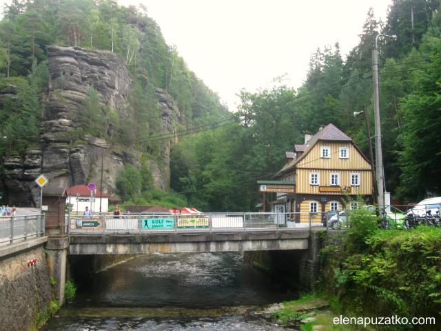 чеська швейцарія маршрути фото 8