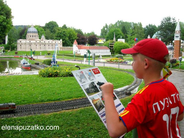 клагенфурт парк минимундус фото 4