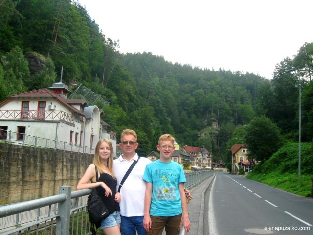чеська швейцарія маршрути фото 7