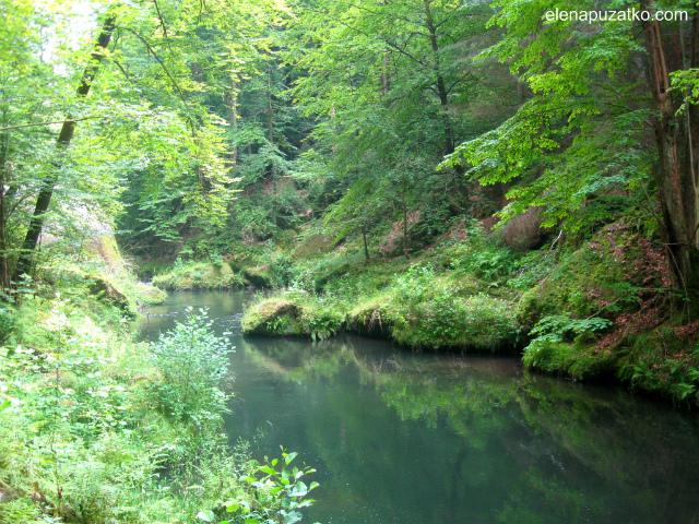 чеська швейцарія маршрути фото 12