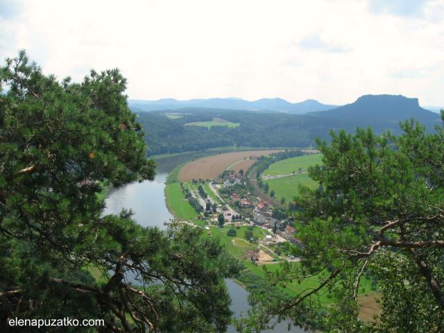саксонська швейцарія бастай фото 21