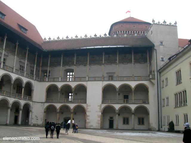 королівський замок вавель краків фото 13