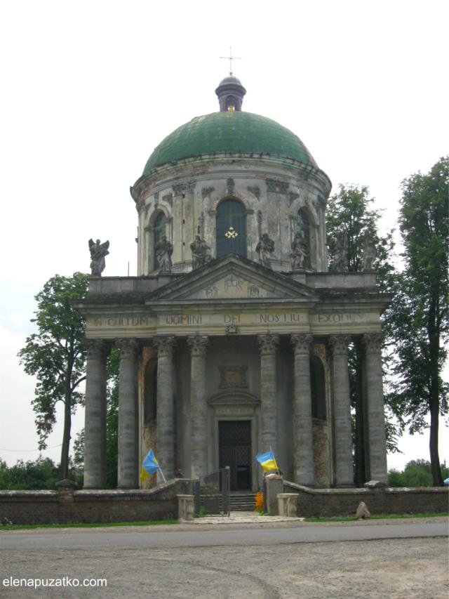 підгорецький замок легенда україна фото 2
