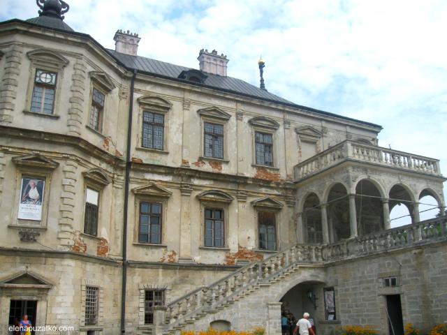 підгорецький замок легенда україна фото 14