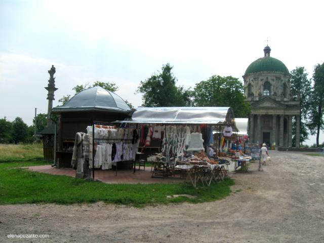підгорецький замок легенда україна фото 1