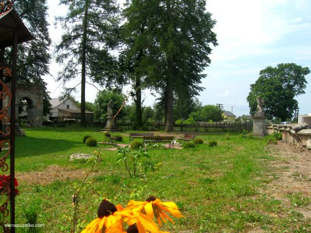 підгорецький замок легенда україна фото 4