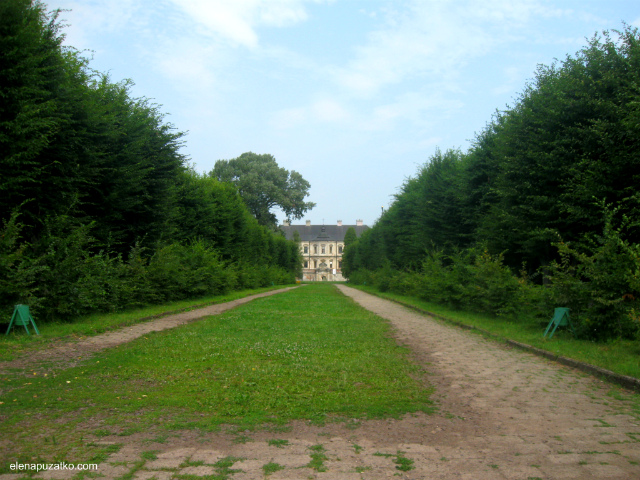 підгорецький замок легенда україна фото 8