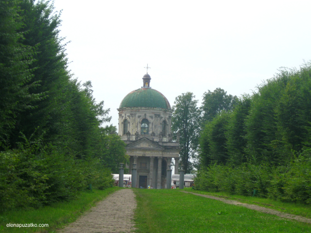 підгорецький замок легенда україна фото 156