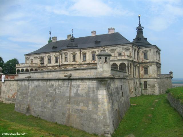 підгорецький замок легенда україна фото 10