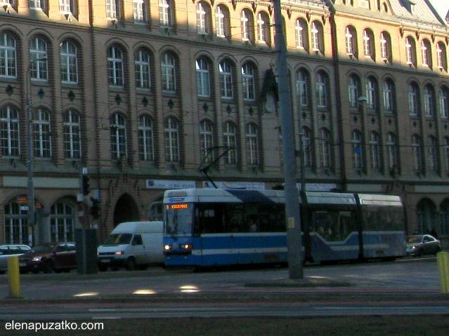 громадський транспорт вроцлава фото 1