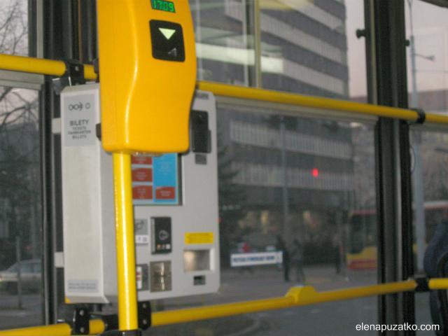 громадський транспорт кракова польща фото 10